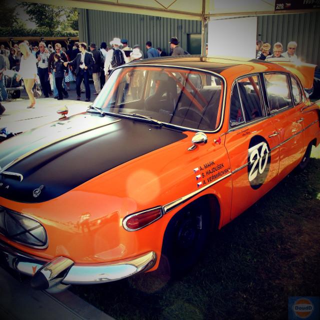 Tatra 50's - Goodwood Revival  #cars #colorful #photography #vintage #doudd #retro  #classiccar  #classic cars  #racing car  #racing  #racingcars  #vintage  #vintagecar  #vintageracecar  #retrocars  #classiccars