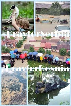 floods sad prayforserbia prayforbosnia help