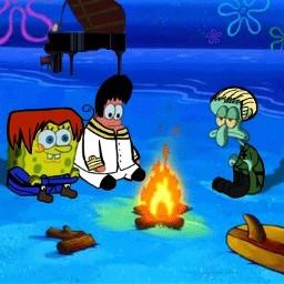axis powers spongebob squarepants hetalia aph anime