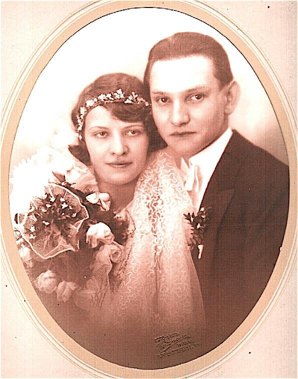 #weddingday  my dad's parents