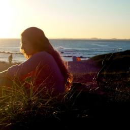 beach beauty girl nature photography
