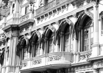 photography spain travel barcelona black & white