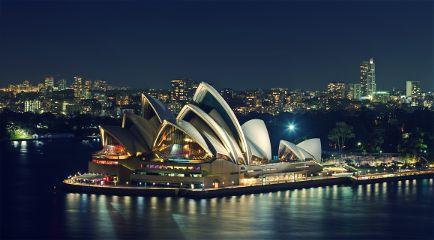 australia sydney summer