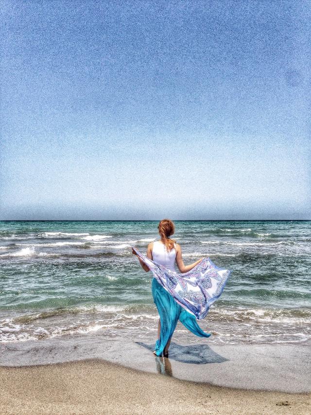 Beach, north of iran , me, free....