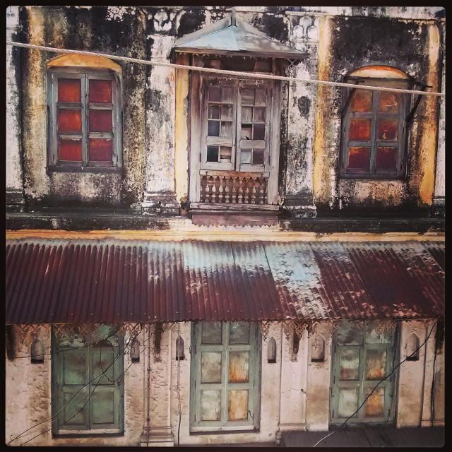 Vintage #vintage #old #buildings #architecture #rott #windows