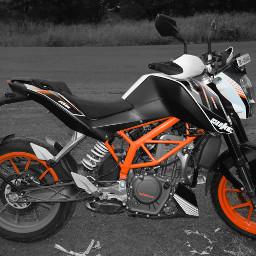 waporange ktm duke orange colorsplash