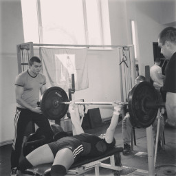 me competitions emotions sport powerlifting