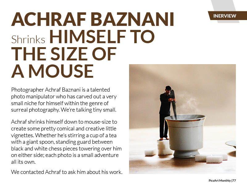 PicsArt Monthly Magazine January Issue 2015