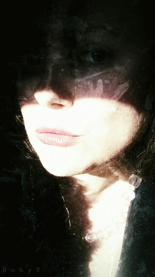 Natural lips Good night ♡ #lips #artisticselfie #selfie #people #hdr #emotion
