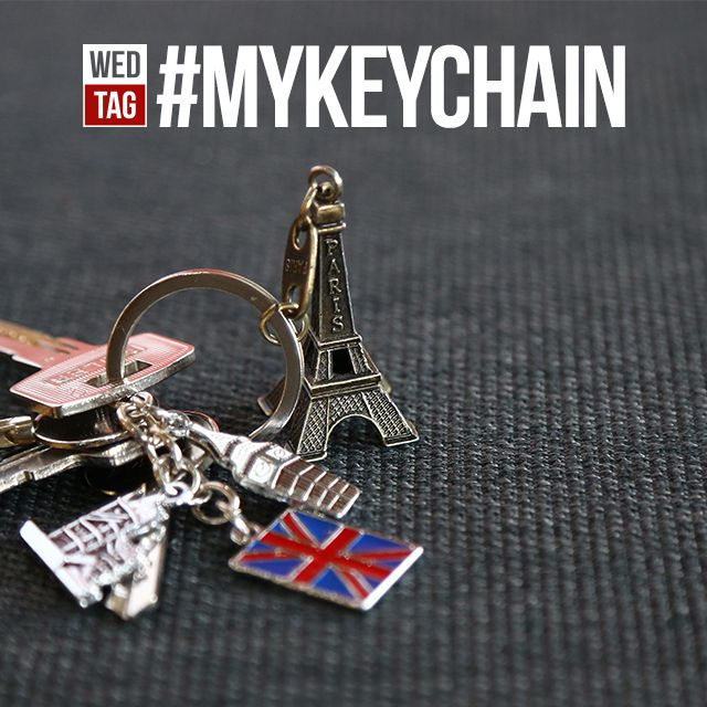 creative keychain photos