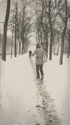photography people travel snow winter emotions